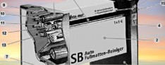 Mattenreiniger Wash-Mat 520 Preis