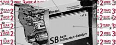Mattenreiniger Leasing ------> Wash-Mat 520